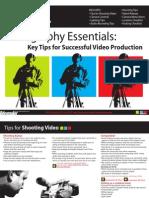 Videograpy Essentials