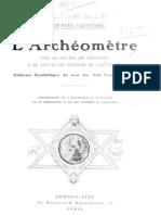 St Yves d Alveydre - L' Archéomètre.pdf