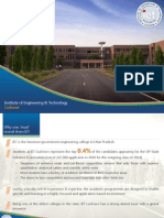 IET Lucknow Placement Brochure Nilabh EE05