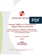 Ethernet Alliance FCoE Interop White Paper