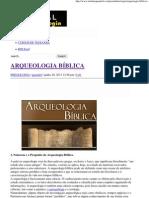 ARQUEOLOGIA BÍBLICA _ Portal da Teologia.pdf