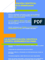 Presentación AC (3) Alfabetizacion científica Cs Nat. Recibido 5/6
