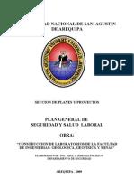 91751480 Plan de Seguridad Unsa Ggm