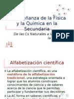 Presentación Física y Química (5). Recibido 5/6