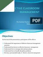 Effective Classroom Management (1)