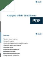 Lecture MDanalysis