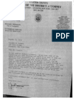 Letter D. Holley Carnright to Vincent A. LoDato