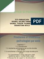 a Si Psihologie -Titi Paraschiv