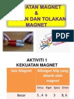 Kekuatan Magnet