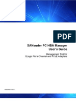 User Guide SANsurfer FC HBA Manager H