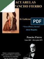 Acuarelas de Pancho Fierro - El Perú en el 1800