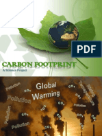Carbon Footprint - Vivek_x-A