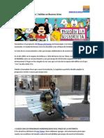Paseo de La Historieta Buenos Aires Www.ba-h.Com.ar
