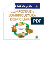 Cartilla de Compostaje y Lombricultura Domiciliarios