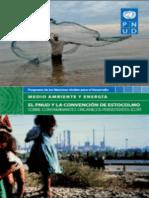 El PNUD y la Convención de Estocolmo sobre Contaminantes Orgánicos Persistentes (COP)