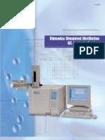 C180-E062 Simulated Distillation GC Analysis System