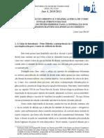 A INTERPRETAÇÃO DO DIREITO E O DILEMA ACERCA DE COMO EVITAR JURISTOCRACIAS