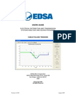 Cable_pulling Edsa Manual
