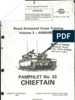 Chieftain Volume 3 Pamphlet 33