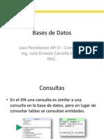 Clase 16 3 JPA Consultas