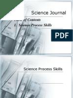 Science Process Skills[1]