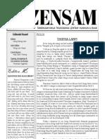 Tangnuam Monthly News Design