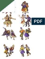 Bailes Tipicos Chilenos Imagenes