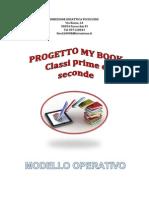 Progetto My Book Modello Operativo