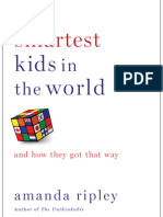 The Smartest Kids in the World by Amanda Ripley