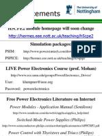 PSIM tutorial 2