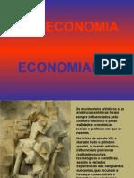 Arte e economia 1ª metade sec XX