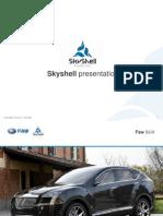 Skyshell Presentation