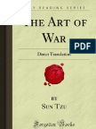 Art of War Direct Translation