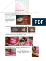 Coffee Filter Roses Instructions