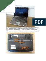 77086686 Como Desarmar HP Pavilion Dv4