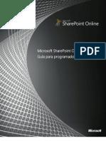 Microsoft SharePoint Online - Guía para Programadores (Beta)