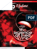 The New York Academy of Sciences Magazine -- The Science of Red Wine