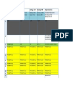 PS Fall Ball Schedule 2013
