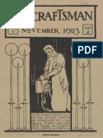 The Craftsman - 1903 - 11 - November