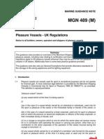 Mgn489 Pleasure Craft