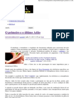 O primeiro e o último Adão _ Portal da Teologia.pdf