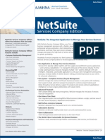 Netsuite Services  Integration