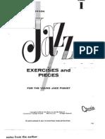 Jazz Exercises & pieces