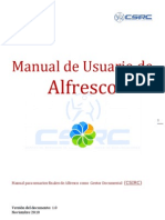 ManualAlfresco_CSIRC_v1.0