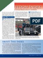 Freedom Index 110-4