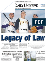 Legacy of Law