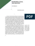 Artigo - Tentativa de identificação da Ideologia Francesa  (Paulo Eduardo Arantes)