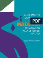 Libro Gramatica Mazateca