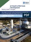 ProgressBrief LNG Facility Development
