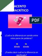89533813 Ppt Acento Diacritico Sextos Basicos